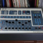 The E-Mu SP12 Drum Machine Sampler